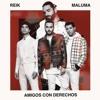 Reik, Maluma - Amigos Con Derechos Portada del disco