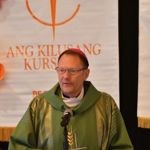 Bishop Daniel H.  Mueggenborg's Homily - August 17, 2018