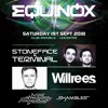 Will Rees Live @ Equinox, Leicester [UK] 01/09/2018