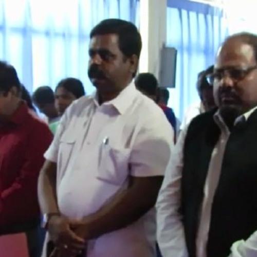 Memorial Speech At Kilinochchi Sritharan