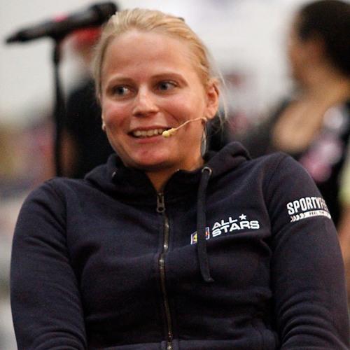 Amanda Kotaja Uusimaa urheilutoimituksen haastattelussa