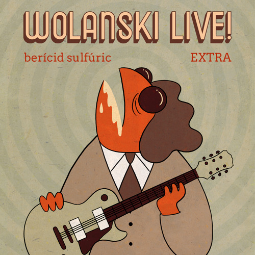 EXTRA - Wolanski Live!