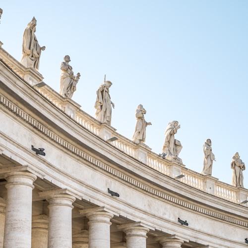 Why I'm Staying Catholic