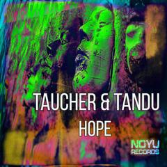 taucher & tandu Hope