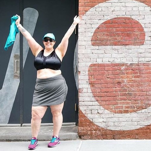 106 - Jill Angie is Not Your Average Runner