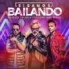 Gianluca Vacchi & Luis Fonsi Feat. Yandel - Sigamos Bailando (Ulisses Sugar Bootleg 2018) Portada del disco