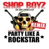 PARTY LIKE A ROCKSTAR (135 REMIX)
