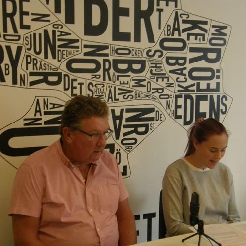 Arbetsmarknadspolitik - Bertil Almgren och Felicia Lundmark