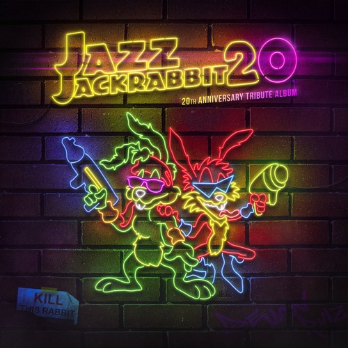 Jazz Jackrabbit 2 - 20th Anniversary Tribute Album - Water Level (BPStudio remix)