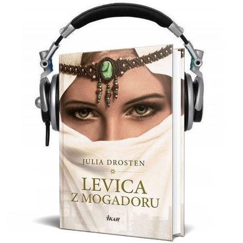 Čítanie z knihy LEVICA Z MOGADORU (Julia Drosten)