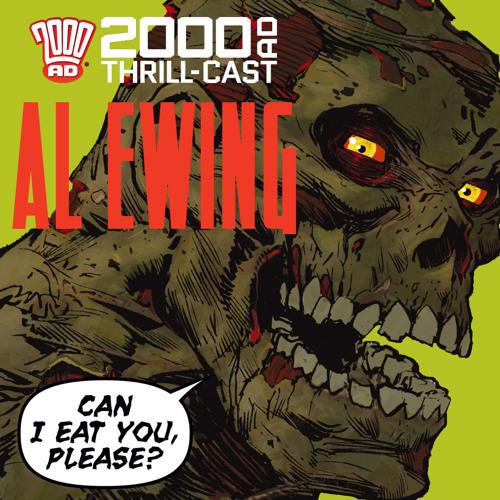 Al Ewing interview
