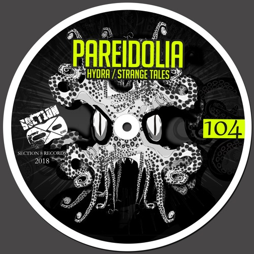 Pareidolia - Strange Tales [SECTION8104]