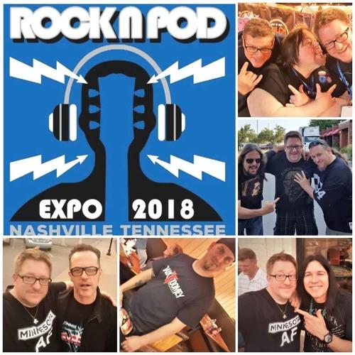 EP 139: Rock N Pod Expo 2 Recap