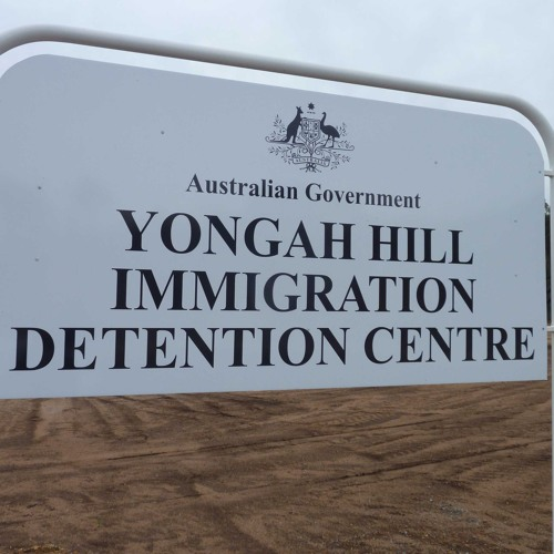 Ian Rintoul provides an update on the Yongah Hill protest