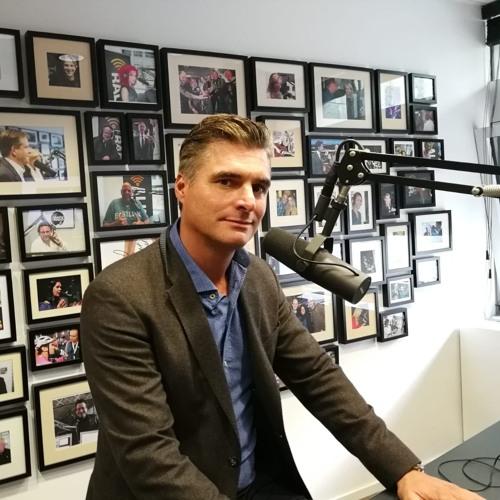 Desmond van Kooten (GPS Buddy) - Let's Talk Business 3 september 2018 deel 1