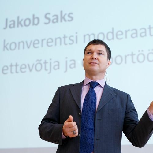 Müügiminutid Jakob Saks