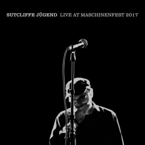 sutcliffe jügend. live at maschinenfest 2017. tape. raubbau raub-063 /  pflichtkauf pflicht 079