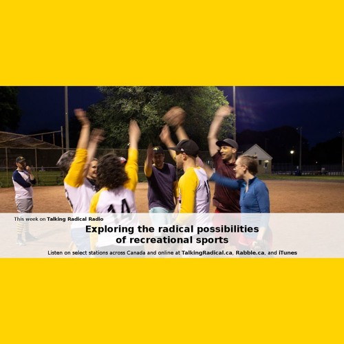 Exploring the radical possibilities of recreational sports