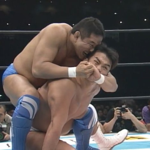 Match of the Week Episode 20: Jun Akiyama vs Hiroyoshi Tenzan G1 Climax 2003