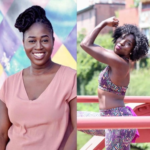 Pop-Up Talk with Makisha Noël and Shermica Farquhar @ 202Creates Co-Working Day
