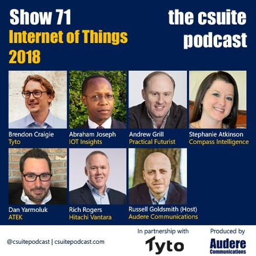 Show 71 - Internet of Things 2018