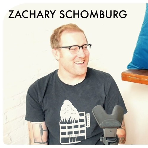 AGAINST EVERYONE with CONNER HABIB 40: ZACHARY SCHOMBURG or POETRY IS SCARY?