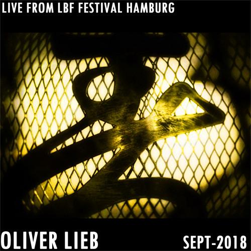 Oliver Lieb DJ Set at Liebe Bass Freiheit Festival Hamburg Sept.1st 2018