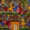 Original Indian art form techniques