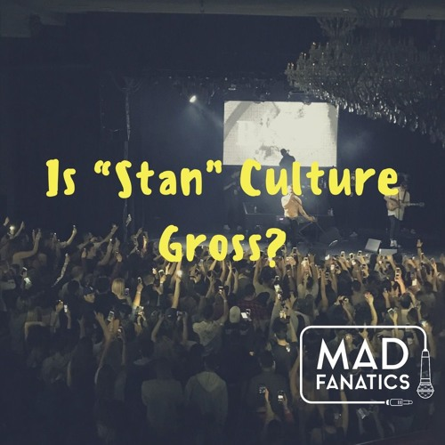 "Ep. 21 Is ""Stan"" Culture Gross?"