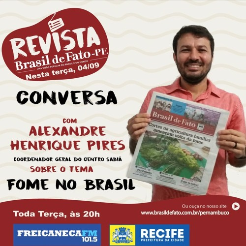 Revista Brasil de Fato Pernambuco - 04/09/18