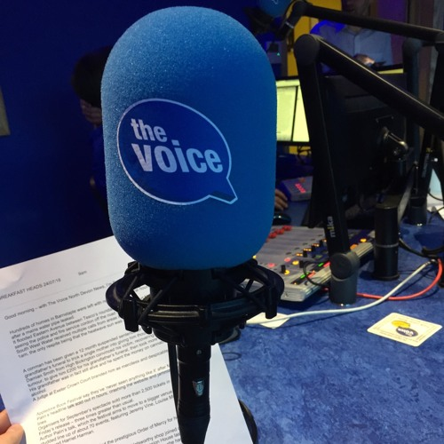 The Voice FM Devon News: 4/9/18 10am