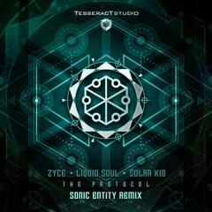 Liqud Soul & Zyce & Solar Kid - The Protocol (Sonic Entity Remix)