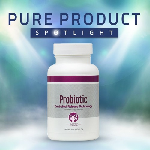 September - PURE Product Spotlight on Probiotic