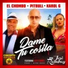 Pitbull X El Chombo X Karol G Feat Cutty Ranks Dame Tu Cosita Rambay Moombahton Edit 115bpm Mp3