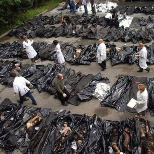 The Conspiracy Farm Ep. 71 The Beslan Massacre With Former