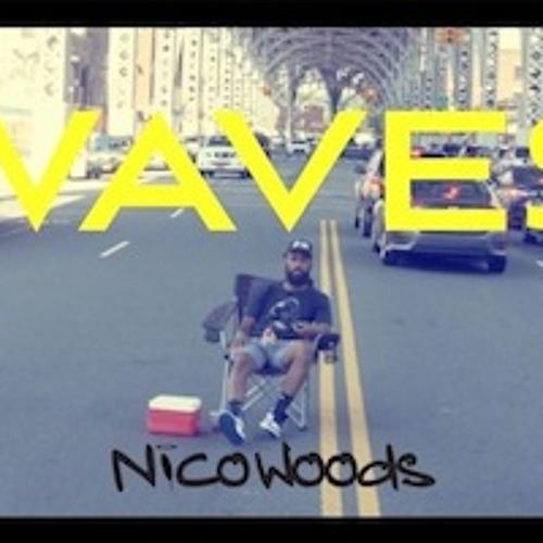 "Nico Woods - ""Waves freestyle"""