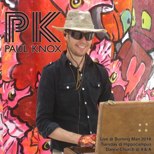 Burning Man 2018 Live Sets