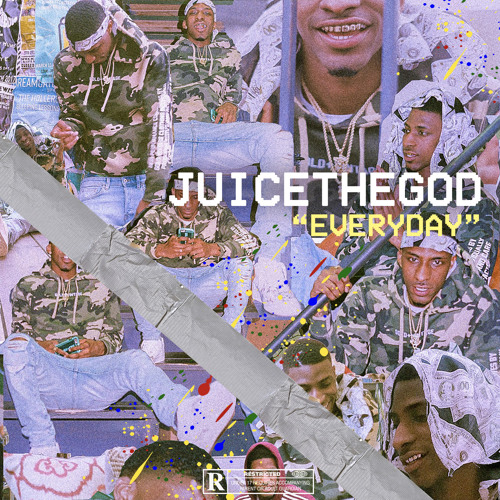JUICETHEGOD - EVERYDAY (PROD BY BASSKIDSONTHEBEAT) [DELUXE EDITION] #LLJTG