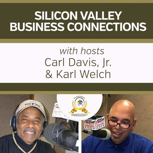 Silicon Valley Business Connections interviews Steven Coutinho