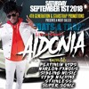 Aidonia LIVE (Bridgeport CT) Sept 1st 2018