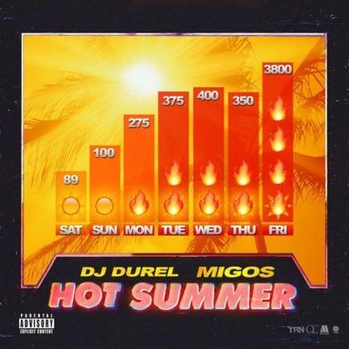 DJ Durel, Migos - Hot Summer (WSHH Exclusive - Official Audio)