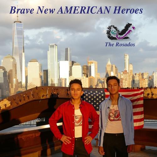 Brave New American Heroes - Rosados