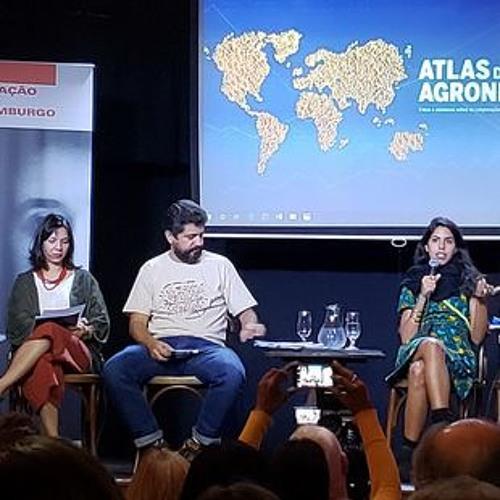 Atlas do Agronegócio é lançado no Rio com a presença de Bela Gil