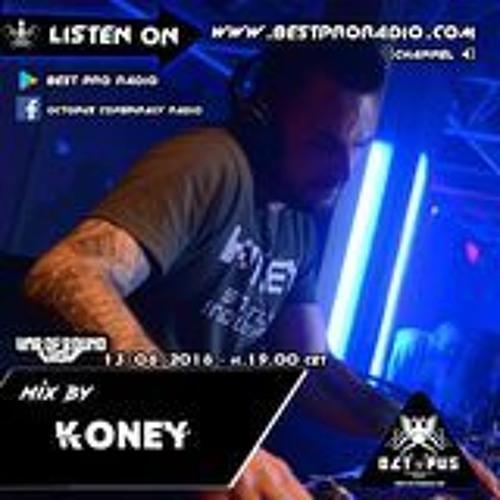 Octopus Conspiracy Radio - Mix By Koney (13.06.2018)
