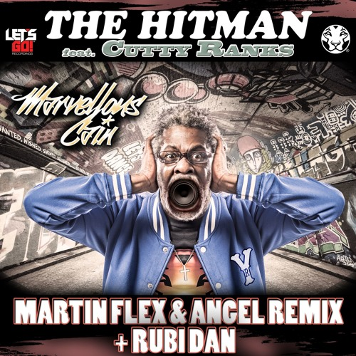 Marvellous Cain ft. Cutty Ranks - The HitMan (Martin Flex & Angel Remix)