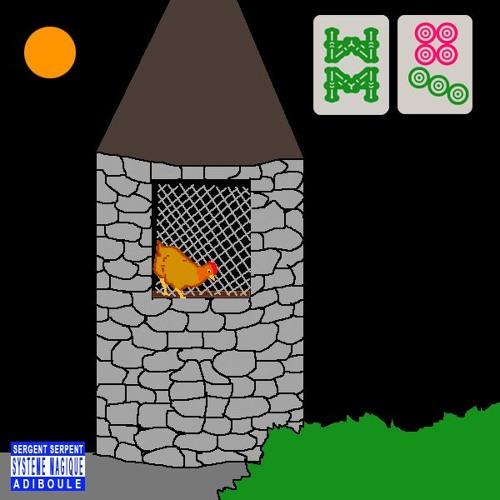 La poule, la tour et le mah-jong.