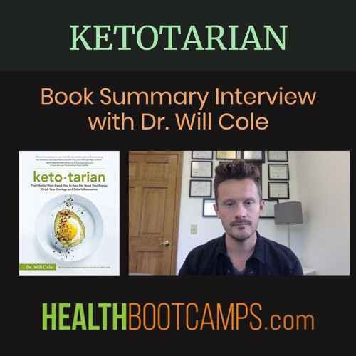 Ketotarian By Dr. Will Cole