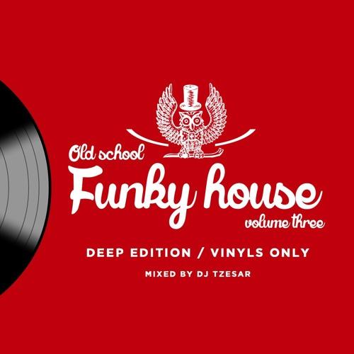 DJ TZESAR - Old School Funky House vol.3  (Deep Edition)
