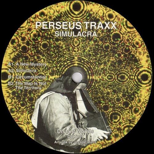 Perseus Traxx - Simulacra