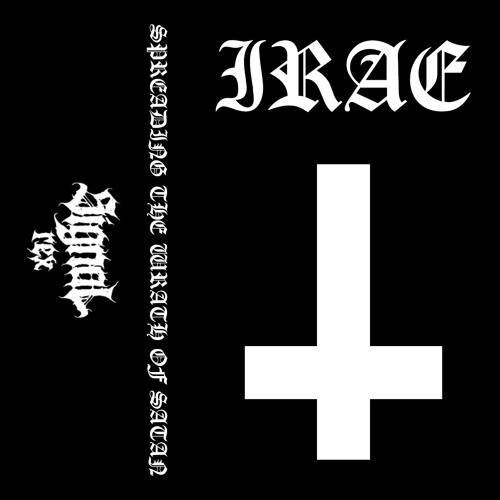 IRAE - Black Terror [Coming soon!]